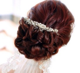Gorgeous Hair Styles # 04