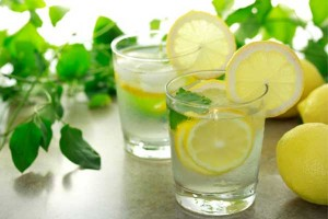 lemon for healthy skin