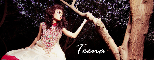 teena collection (formal wear) by hina butt