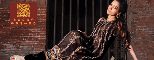 Sadaf Arshad Bridal Collection 2013