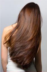 dandruff free hair