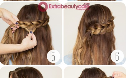 How to Make Wrap Around Braid