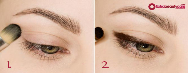 How to Perform a Sexy Brown Eye Makeup Style