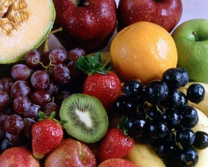 fruits for heaalthy and glowing skin