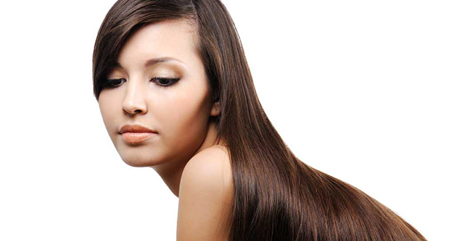 get long and healthy hair